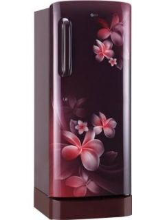 LG GL-D241ASPX 235 L 4 Star Direct Cool Single Door Refrigerator